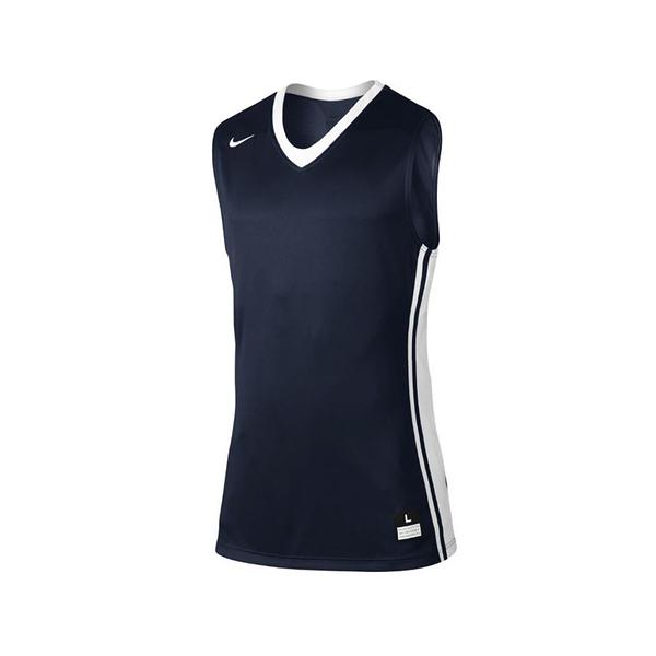 Nike National Varsity Stock [639395-420] 男 籃球 背心 快乾 單面 球衣 深藍