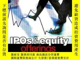 二手書博民逛書店Ipos罕見And Equity Offerings (securities Institute Global C