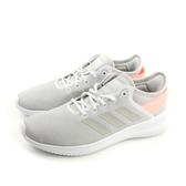 adidas CF QTFLEX 運動鞋 跑鞋 女鞋 灰色 B43755 no599