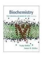 二手書博民逛書店 《Biochemistry: The Molecular Basis of Life》 R2Y ISBN:0071122486│TrudyMcKee