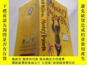 二手書博民逛書店Monkey罕見business:胡鬧Y200392