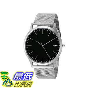 [美國直購] Skagen Men s 男士手錶 SKW6334 Jorn Stainless Steel Mesh Watch
