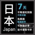現貨 日本 境內 通用 7天 Softb...