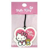 【三麗鷗】Hello Kitty 香香片(雪松)X3