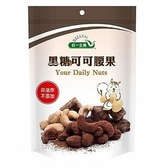 統一生機~黑糖可可腰果130公克/包