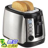 [美國直購] Hamilton Beach 22811 七段溫度調節 多功能烤麵包機 烤土司 貝果 Keep Warm 2-Slice Toaster_U3