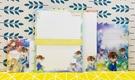 【震撼日式精品】名偵探柯南Detective Conan~信紙組-彩色*53493