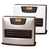 日本 TOYOTOMI 7L 煤油電暖爐 LCSL53C-TW