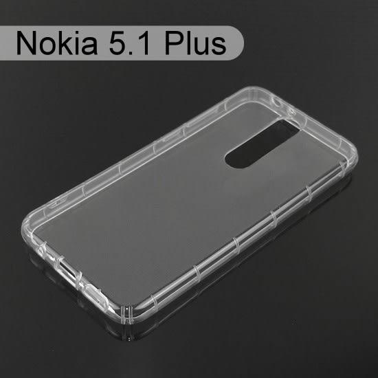 【ACEICE】氣墊空壓透明軟殼 Nokia 5.1 Plus (5.8吋)