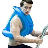救生圈 第六代立柱型游泳圈救生圈兒童成人學游泳背漂浮手臂圈