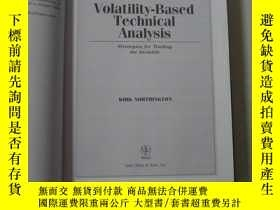 二手書博民逛書店Volatility-based罕見Technical Analysis Companion Web Site: