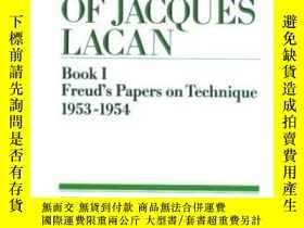 二手書博民逛書店Freud s罕見Papers On Technique (seminar Of Jacques Lacan ,