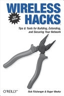 二手書《Wireless Hacks: Tips & Tools for Building, Extending, and Securing Your Network》 R2Y ISBN:0596101449