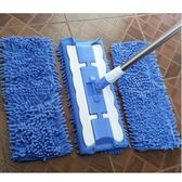 平板拖把大號平托夾毛巾拖把家用 瓷磚拖布實木地板塵推墩布平推DI