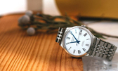 LONGINES浪琴錶款 Record 廣告款開創者L23214116天文台認證矽游絲機械對錶白30mm