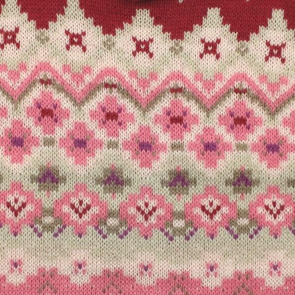 【愛的世界】混羊毛翻領毛衣/2~4歲-台灣製- ★秋冬上著