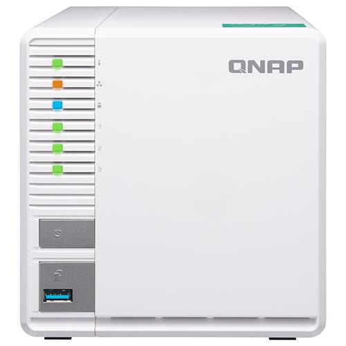 QNAP 威聯通 TS-328 3Bay 四核心 2G RAM NAS 網路儲存伺服器