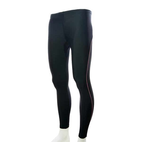 MOVIN  運動彈力長褲  黑桃  MA31108BP  機能緊身運動長褲----女
