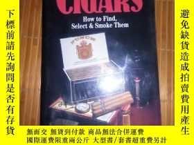 二手書博民逛書店CIGARS罕見HOW TO FIND SELECT SMOKE