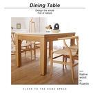諾雅度-克拉倫斯原色石面長方餐桌 518-H01【多瓦娜】