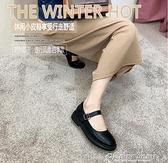 真皮瑪麗珍小皮鞋子女學生日系jk制服鞋子基礎款正版可愛洛麗塔鞋 快速出貨