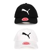 PUMA 基本系列棒球帽帽子 遮陽 防曬 鴨舌帽≡體院≡