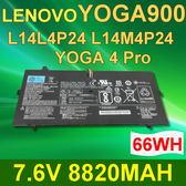LENOVO 4芯 YOGA900 日系電芯 電池 L14M4P24 L14L4P24 YOGA 4 Pro YOGA 900