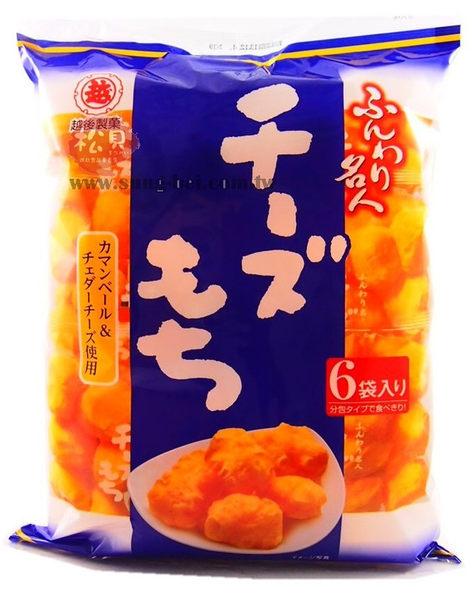 《松貝》越後起士麻薯米果85g【4901075010511 】aa22