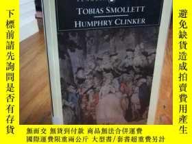 二手書博民逛書店The罕見Expedition of Humphry Clink