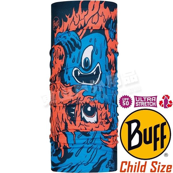 BUFF 118339.555 Child Original兒童魔術頭巾 快乾圍巾/脖圍/單車運動/束腕頭帶/海盜帽