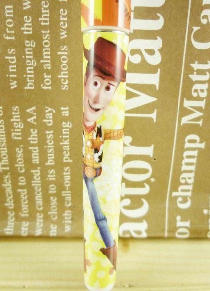 【震撼精品百貨】Metacolle 玩具總動員-原子筆/中性筆-胡迪圖案-黃色