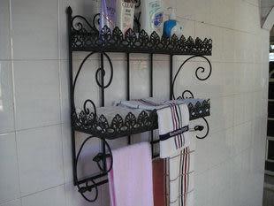 浴室壁掛架