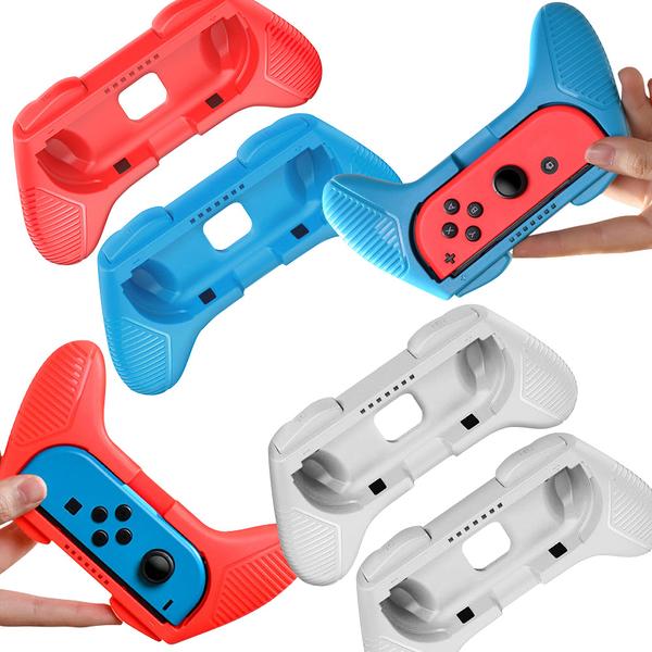 【BASEUS】倍思 Switch副廠 握持小手柄 / 遊戲手柄 /握把 左右手柄-1組兩入