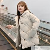 棉衣女短款2020冬季新款加厚羽絨棉服韓版寬鬆ins潮棉襖修身外套 4.4超級品牌日