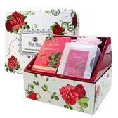【B&G 德國農莊 Tea Bar】 薔薇童話午茶禮盒