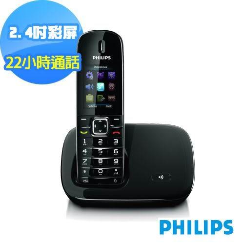 【音響達人商城】PHILIPS飛利浦DECT彩色螢幕數位電話 CD6801B/96 (可刷卡/公司貨/免運費)