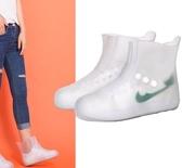 雨鞋女韓國可愛時尚鞋套防水雨天成人男防雨加厚防滑耐磨兒童雨靴