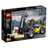 樂高積木 LEGO 2018《 LT42079 》Technic 科技系列 - 重型堆高機╭★ JOYBUS玩具百貨