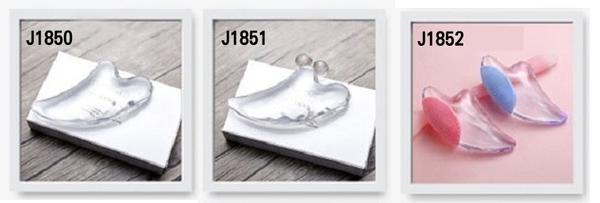 Qmishop 水晶刮板刮臉潔面神器【J1851】