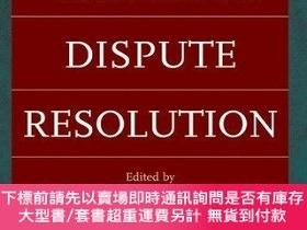 二手書博民逛書店The罕見Handbook Of Dispute ResolutionY255174 Moffitt, Mic