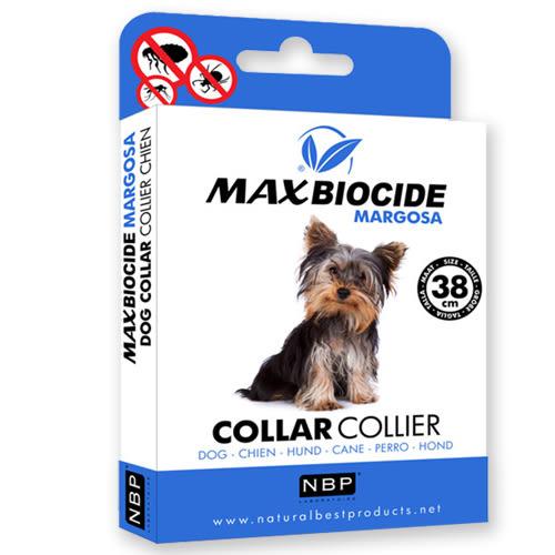 PetLand寵物樂園《西班牙NBP》新型苦楝精油項圈(小型犬) 避免蟲蚤/天然成分/安全無毒/寵物項圈