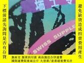 二手書博民逛書店第二屆中國國際紡織機械展覽會罕見----瑞士專輯Y19658 中