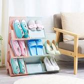 【團購world】多件優惠 DIY組合可堆疊立式鞋架 2入組 可疊加鞋架 收納鞋架 站式鞋架 活動式鞋架