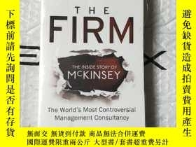 二手書博民逛書店THE罕見FIRM THE INSIDE STORY OF MCKINSEYY255387 MCKINSEY