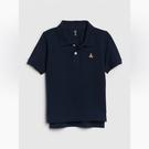 Gap男幼棉質舒適POLO領短袖544993-海軍藍