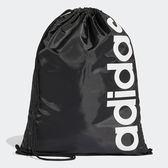 ADIDAS 19FW 後背包 束口袋 運動包 健身包 LINEAR CORE GYM BAG DT5714【樂買網】
