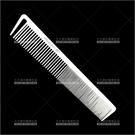 8917耐高溫碳纖分線剪髮梳粗細齒[59368]