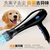 寵物吹風機大功率靜音狗狗電吹風金毛泰迪貓咪大小型犬專用吹水機 全館免運