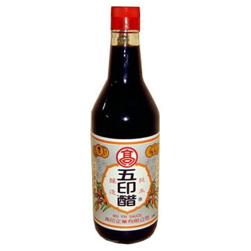 高印五印醋520ml【愛買】