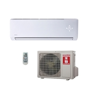 (含標準安裝)禾聯變頻分離式冷氣13坪HI-GA80/HO-GA80
